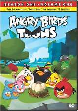 New: ANGRY BIRDS TOONS - Season One, Volume One DVD