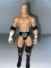 WWE TRIPLE H DX WRESTLING ACTION FIGURE MATTEL 2010 WWF WCW