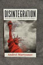 Disintegration by Andrei Martyanov, english