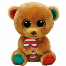 Ty Beanie Babies Boos 37240 Bella The Christmas Bear Boo