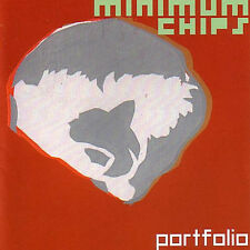 MINIMUM CHIPS ‎– Portfolio (Chapter Music) CD