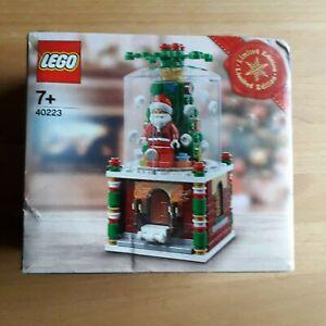 LEGO 40223 SNOWGLOBE PROMO DE NOEL