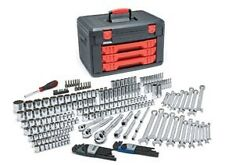 GearWrench 239pc SAE & Metric Complete Master Mechanics Tool Set with Box #80942