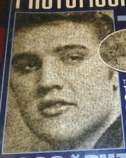NEW SEALED PHOTOMOSAICS SILVERS ELVIS PRESLEY 1026 PCS BUFFALO Jigsaw PUZZLE