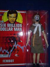 Super Jaimie * Fembot Figurine * Neuve * Bionic woman & six million $ man