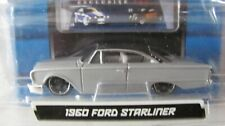 Maisto 1:64 AllStars RED Exclusive 100  1960 FORD STARLINER  NOS  gray