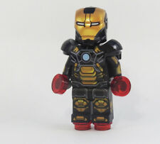 Custom - Ironman Python Mark XX - Marvel Super heroes minifigures on lego bricks