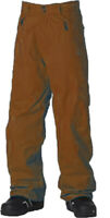 Dare2b Get Loose Mens Waterproof Breathable Ski Pants Salopettes Brown Size L