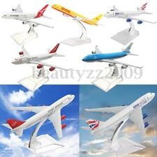 16CM Mult- Planes Model Diecast Aircraft Models Airlines Kit Kid Toy Adult Gifts
