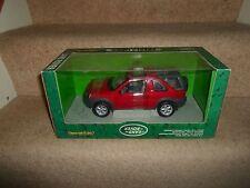 ERTL Land Rover FREELANDER 7885 1 18 Red Diecast