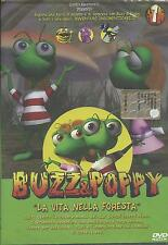 Buzz & Poppy. La vita nella foresta vol.1 (2002) DVD