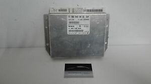 Mercedes HBA ESP Steuergerät HBA ESP  A170CDI 1685450832 0265109606 HBA