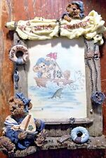 Boyds Bears Bailey Life is a Daring Adventure Picture Frame 27354