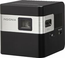 Insignia  Cube DLP Pico Portable Pocket Projector NS-PR116