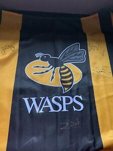 wasp rugby memorabilia