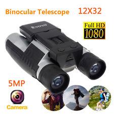 "EYOYO FS608 2"" Screen 5MP HD 1080P Video Recorder 12X32 Digital Telescope Camera"
