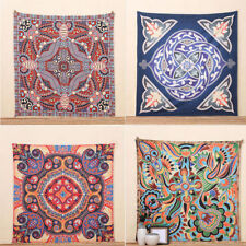 Polyester Floral Home Décor Materials & Tapestries