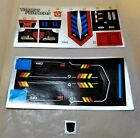 Transformers G1 Autobot Trailbreaker Decal Sticker Sheet - **NEW** For Sale