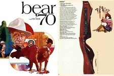 Bear 1970 Archery Catalog