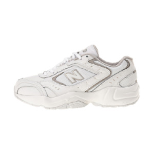 [New Balance] Women's 452 Shoes Sneakers - White/Grey(WX452SG)