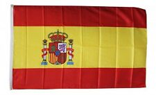 Spain Flag 3 x 5 ' Country Flag - New 3X5 Indoor Outdoor Country Flag