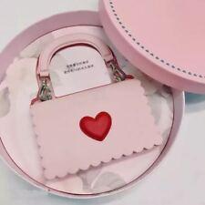 Beautiful Pink Messenger Crossbody Bag Purse