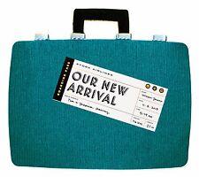 Sizzix Bigz Suitcase die #A10951 Retail $19.99 Retired FUN, Cuts Fabric!