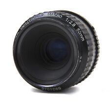Pentax-A MACRO SMC 50mm 1:2 .8