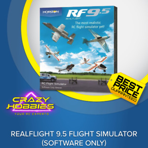 RealFlight RF9.5 Flight Simulator (Software Only) *IN STOCK*