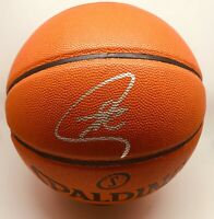 Stephen Curry Golden State Warriors Signed Basketball with COA