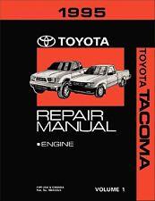 1995 Toyota Tacoma Truck OEM Repair Manual