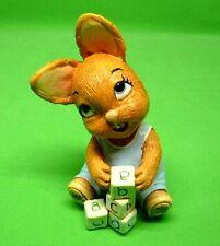 PenDelfin Rabbit Figurine New in Box - Bob - Free Shipping