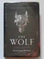 LEO CAREW - THE WOLF (UNDER THE NORTHERN SKY) SIGNED/LIMITED 60/250 H/B 2018.