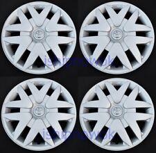 Set 4pcs 16 Hubcap Rim Wheel Cover For 2004 2014 Sienna Van Matrix More Fits Toyota