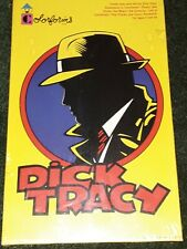 Dick Tracy 1990 Colorforms Playset Sealed