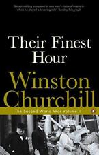 The Second World War, Volume 2: Their Finest Hour by Winston Churchill | Paperba