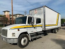 Low miles Freightliner CrewCab 26ft Moving Box Truck with Air Ride & Lift Gate