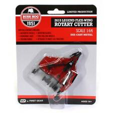 1/64 Bush Hog 2615 Flex Wing Rotary Mower Cutter, Diecast by First Gear DCP NEW