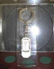 London 2012 Olympic TEAM GB Corgi Mini Cooper Key Ring Chain Souvenir VERY NICE!
