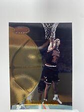 1997-98 Bowmans Best Michael Jordan #60, Chicago Bulls, HOF