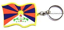 @Porte clés Drapeau TIBET Flag Keychain Keyring NEUF@