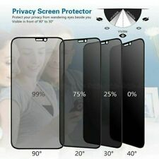 Privacy Tempered Glass Anti-Spy Screen Protector For iPhone X / Xs @@UK SELLER