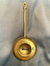 Pendulum Bob and Rod with Slow/Fast Adjustment