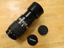 Tamron F AF 70-210mm 1:3.5-4.5 Tele Macro Sony A Alpha Mount Minolta A mount