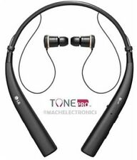 LG TONE PRO HBS-780 Bluetooth Premium Wireless Studio Headset Black
