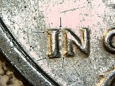 1-1971-D KENNEDY HALF DOLLAR, CHERRY PICKER'S FS-102,RARE DDO, FAST SHIPPING!!