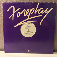 "1979 FOREPLAY A&M Compilation Promo - 12"" Vinyl Record LP - EX"