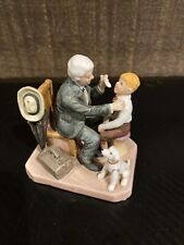 The Country Doctor By Norman Rockwell Figurine