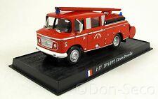 Del Prado bomberos vehículos del mundo 1970 FPT citroen drouville 1:57