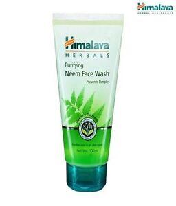 5 x Himalaya Herbals Purifying Neem Face Wash 100 ml | Free Shipping